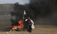 """غزة: إصابات برصاص الاحتلال خلال فعاليات """"الإرباك الليلي"""""""