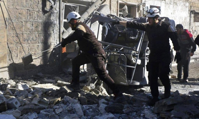 إدلب: مقتل 13 شخصًا غالبيتهم مدنيون في تفجيرين