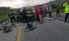 قتيلان وجريح في حادث طرق قرب مستوطنة