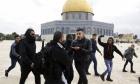 الاحتلال يقتحم الأقصى: إصابات واعتقالات