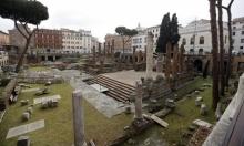 إيطاليا تفتح للجمهور موقعا أثريا على صلة بمقتل يوليوس قيصر