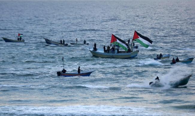 الحراك البحري: إصابات برصاص الاحتلال