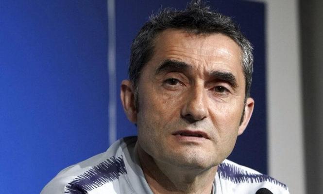 ماذا قال مدرب برشلونة عن مواجهة ليون؟