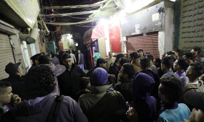 القاهرة: الانتحاري فجر نفسه بعد تطويقه