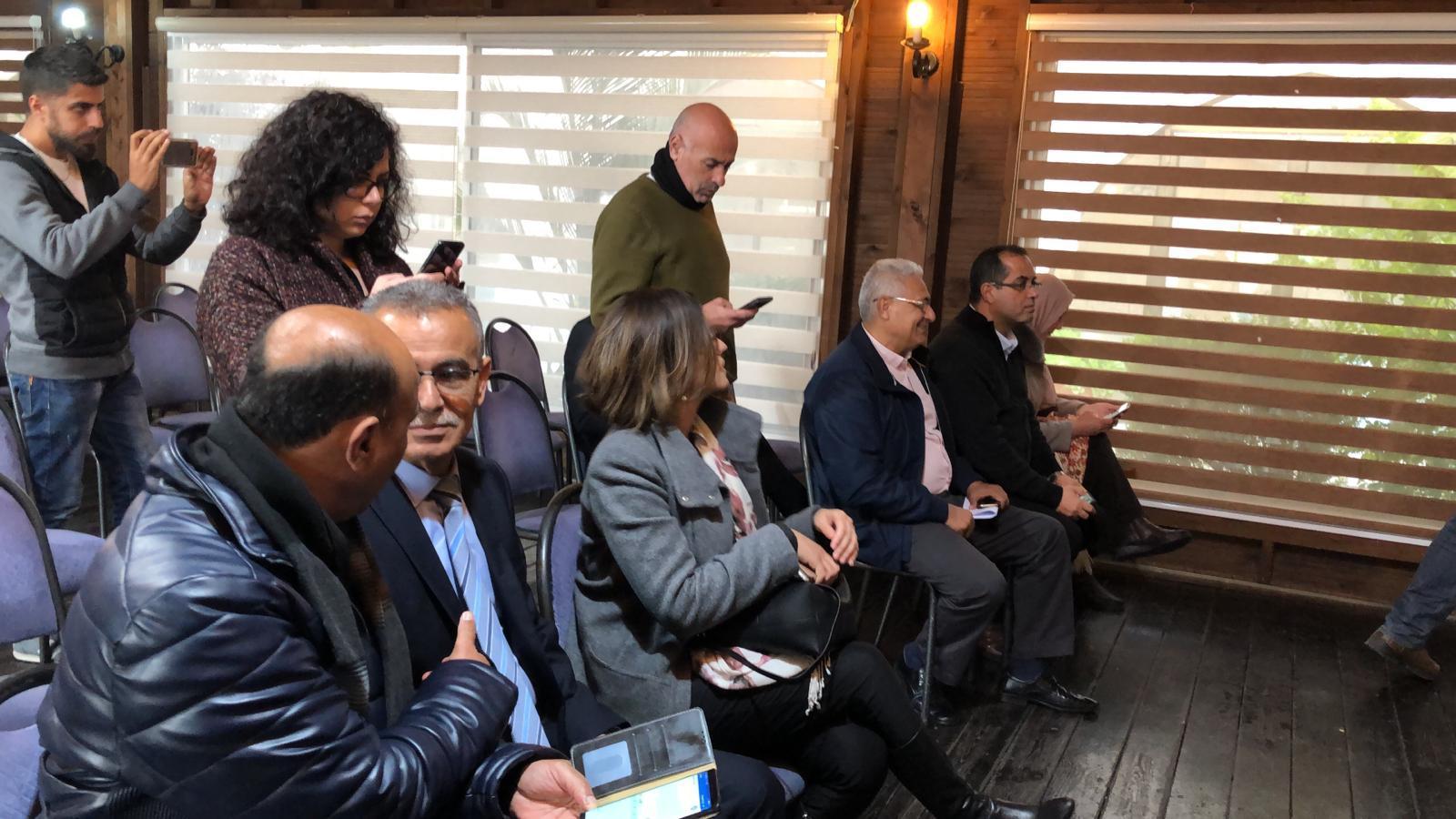 مؤتمر تحالف التجمع والإسلامية: الناخب العربي سيعاقب كل من يمس بالوحدة