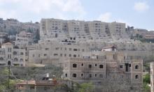 بلدية الاحتلال تصادق على 4416 وحدة استيطانية بالقدس