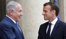 ماكرون: معاداة الصهيونية هي معاداة للسامية