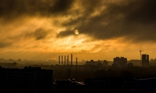 دراسة: الاحتباس الحراري وتلوث الهواء في علاقة طردية