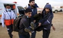 استهداف بالنيران للصيادين والمزارعين في غزة
