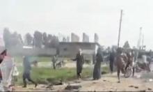 مقتل 14 مدنيًا بتفجير مفخخة في شرق سورية