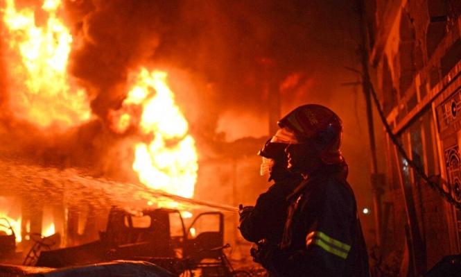 بنغلادش: حريق يودي بحياة 69 شخصا