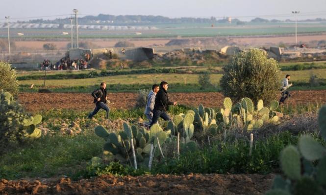 """""""مسيرات العودة بغزة ستكون فارقة الجمعة"""""""