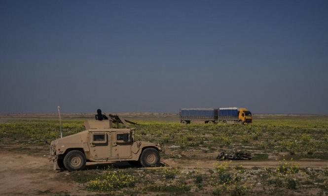 """مفاوضات لإجلاء مدنيين ونقل عناصر من """"داعش"""" وعائلاتهم للعراق"""