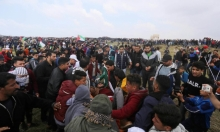 غزة: عشرات المصابين جراء قمع الاحتلال لمسيرات العودة الأسبوعيّة