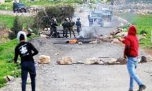 إصابات بمواجهات مع الاحتلال في الضفة