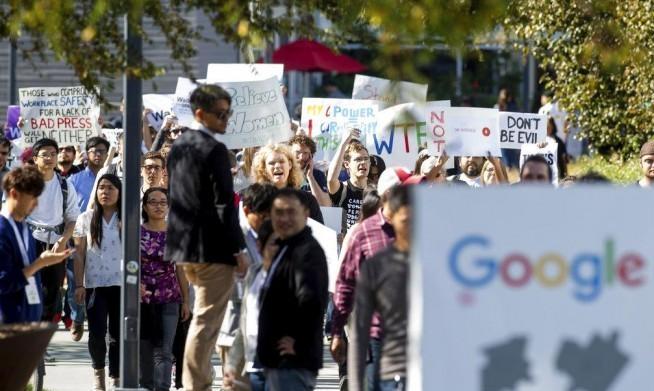 """""""جوجل"""" تسمح لموظّفيها باللّجوء للقضاء بشكاوى التمييز"""