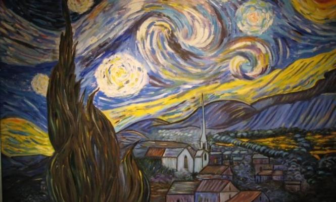 معرض لفان غوخ يتيح عيش لوحاته كأنها حقيقة!