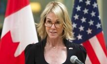 ترشيح سفيرة واشنطن بكندا مندوبة في الأمم المتحدة