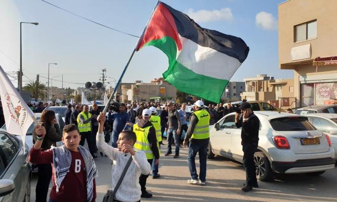 جديدة المكر: مظاهرة احتجاجية ضد مخطط طنطور