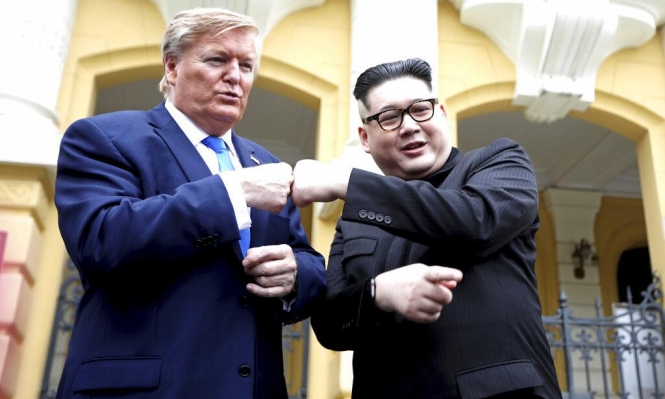 الزعيم الكوري الشمالي في زيارة رسمية لفيتنام تمهيدا للقاء ترامب