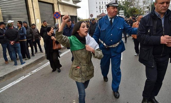 #لا_للعهدة_الخامسة: شرارة الربيع العربي لم تنطفئ بعد!