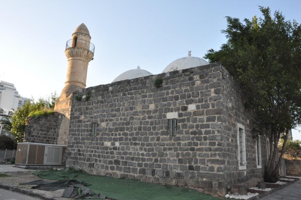 مسجد البحر أعلنت بلدية طبرية عن تحويله لمتحف