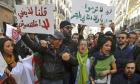صحافيّون جزائريّون يُندّدون بغياب الحياد عن تغطية الحراك الشعبيّ