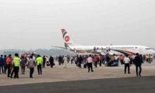 تعرّض طائرة متجهة من بنغلاديش إلى دبي لمحاولة اختطاف