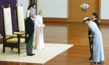 إمبراطور اليابان يحتفل بالذكرى الثلاثين لبدء حكمه في طوكيو