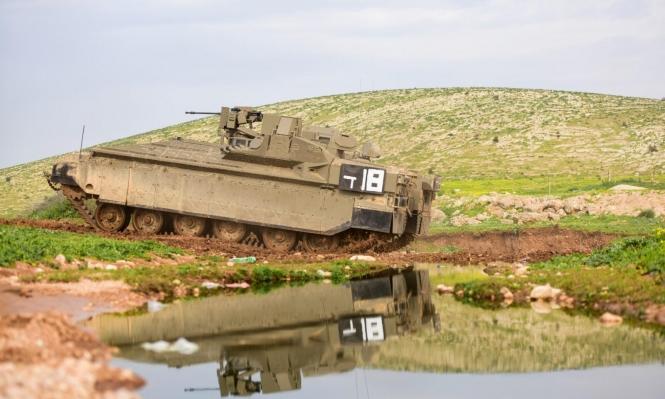 مشروع قانون أميركي للاعتراف بسيادة إسرائيل على الجولان