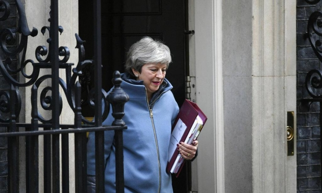 """ماي تطالب البرلمان البريطاني عدم إحباط """"بريكست"""""""