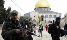 """تحذير إسرائيلي من """"تصعيد كبير"""" في الأراضي الفلسطينية قبل الانتخابات"""