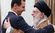 الأسد يجتمع بخامنئي في طهران