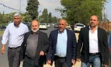 نواب القائمة الموحدة يتقدمون بشكوى ضد نتنياهو بتهمة التحريض