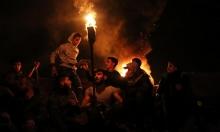 """""""الإرباك الليلي"""": إصابات برصاص الاحتلال شرق رفح"""