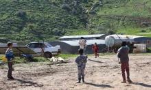 مستوطنون يقتحمون الأقصى والاحتلال يشرد عائلات بالأغوار