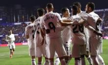 ريال مدريد يهزم ليفانتي بفضل تقنية الفيديو