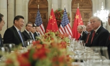 ترامب مُتفائل بشأن إمكانية التوصُّل إلى اتفاق تجاري مع الصين