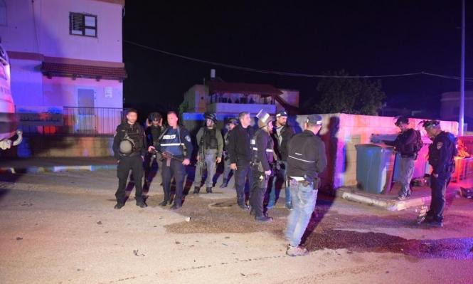 طوبا الزنغرية: اعتقال 13 مشتبها بالتورط في أعمال العنف