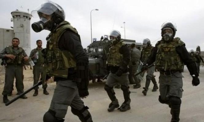 الوحدات الخاصة تتأهب لقمع حراك الحركة الأسيرة بسجون الاحتلال