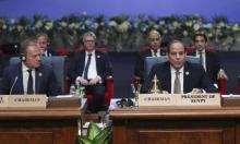 رئيس المجلس الأوروبي يوبّخ السيسي وسط تصفيق الصحافة