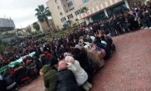 طلاب الجامعات الجزائرية يتظاهرون ضد ترشيح بوتفليقة