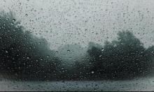 حالة الطقس: منخفض جوي مصحوب بالعواصف والأمطار