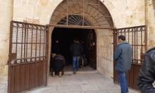 جولة استفزازية للوزير أرئيل وللمستوطنين بالأقصى وقبالة باب الرحمة