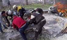 سورية: مقتلُ مدنيّيْن وإصابة آخرين بقصف النظام لإدلب