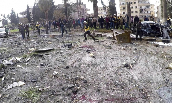 مقتل 20 من قوات النظام في هجمات بمحافظة حلب