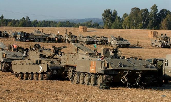 الجيش الإسرائيلي ينهي مناورات عسكرية تحاكي حربًا في غزة