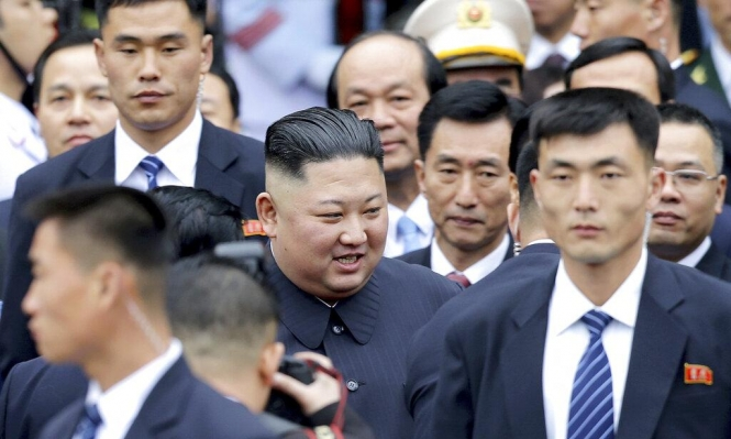 كيم يصل إلى فيتنام لعقد القمة الثانية مع ترامب