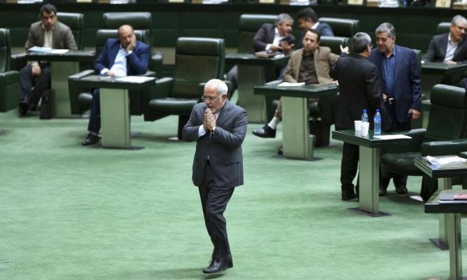 صراع الأحزاب وزيارة الأسد دفعت ظريف للاستقالة