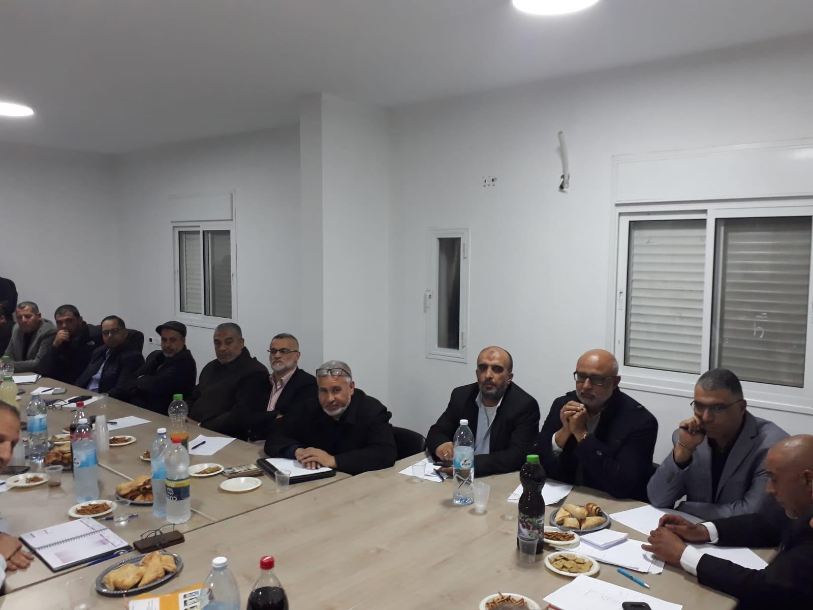 تحالف الموحدة والتجمع: انطلاقة قوية نحو أكبر تمثيل عربي
